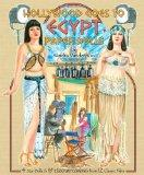 Hollywood Goes to Egypt Paper Dolls: 4 Star Dolls and 19 Elaborate Costumes from 12 Classic ...