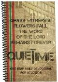 Quiet Time Daily Devotional for Students