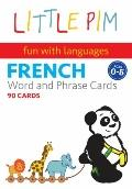 Little Pim French : Words and Phrase Cards