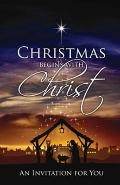 Christmas Begins with Christ : 10 Pack