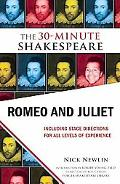 Romeo and Juliet: The 30-Minute Shakespeare (Folger Shakespeare Library)