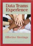 The Data Teams Experience: A Guide to Effective Meetings