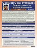 Common Core Standards Unique Practices for the Inclusive Classroom : English Language Arts -...