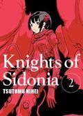 Knights of Sidonia, Volume 2