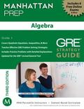 Algebra GRE Strategy Guide, 3rd Edition