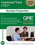 Number Properties GRE Strategy Guide, 3rd Edition