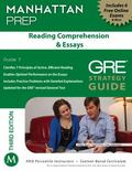 Reading Comprehension & Essays GRE Strategy Guide, 3rd Edition (Manhattan Prep Strategy Guides)