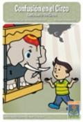 Confusion en el Circo / Confusion in the Circus : Big Book