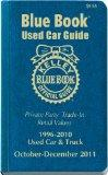 Kelley Blue Book Used Car Guide, October-December 2011 (Kelley Blue Book Used Car Guide Cons...
