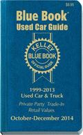 Kelley Blue Book Used Car Guide : Consumer Edition October-December 2014