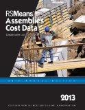 RSMeans Assemblies Cost Data 2013