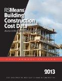 RSMeans Building Construction Cost Data 2013
