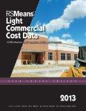 RSMeans Light Commercial Cost Data 2013