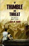 Of Thimble and Threat: The Life of a Ripper Victim