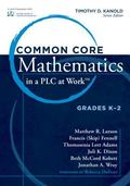 Common Core Mathematics in a PLC at Work�, Grades K�2
