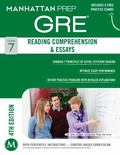 Reading Comprehension and Essays GRE Strategy Guide, 4th Edition