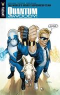 Quantum and Woody Volume 1: the World's Worst Superhero Team TP : The World's Worst Superher...