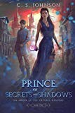 Prince of Secrets and Shadows: The Order of the Crystal Daggers #2