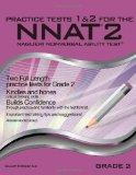 Practice Tests 1 & 2 for the NNAT2 - Grade 2 (Level C): TWO FULL LENGTH Practice Tests for G...