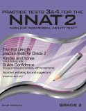 Practice Tests 3 & 4 for the NNAT2 - Grade 2 (Level C): TWO FULL LENGTH Practice Tests for G...