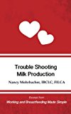 Trouble Shooting Milk Production: Excerpt from Working and Breastfeeding Made Simple (Workin...
