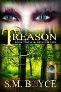 Treason (print) : Book Two of the Grimoire Saga