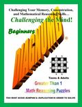 Diagnumb Beginners : Greater Than 1 Math Reasoning Puzzles