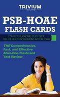 PSB HOAE Flash Cards : Complete Flash Card Study Guide for the Health Occupations Aptitude Exam
