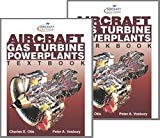 Aircraft Gas Turbine Powerplants Textbook and Workbook Set