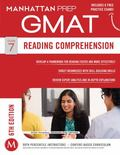 Reading Comprehension GMAT Strategy Guide, 6th Edition
