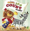 Counting with Animals 1, 2, 3 : Board Book