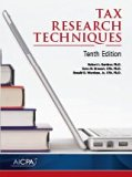 Tax Research Techniques, 10th Edition