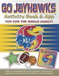 Go Jayhawks Activity Book and App