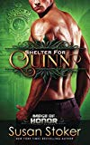 Shelter for Quinn (Badge of Honor: Texas Heroes)
