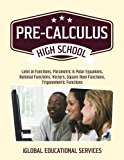 Pre-Calculus: High School Math Tutor Lesson Plans (Math Tutor Lesson Plan Series) (Volume 8)