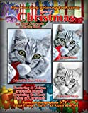 New Creations Coloring Book Series: Faces of Christmas