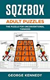 SQZEBOX adult puzzles: The Puzzle for Unconventional Thinkers