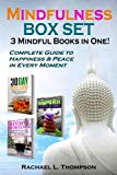 Mindfulness Guide (3 Mindful Books in 1): Complete Guide to Happiness and Peace in Every Mom...