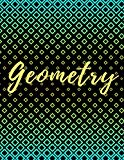 Geometry: Graph Paper Notebook, 160 pages, 1/4 inch squares (Graph Paper Notebooks) (Volume 1)