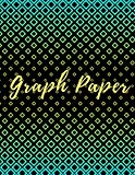 Graph Paper: Graph Paper Notebook, 160 pages, 1/4 inch squares (Graph Paper Notebooks) (Volu...