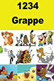 1234 Grappe (Afrikaans Edition)