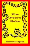 For Pete's Sake (GeeBee Series) (Volume 5)