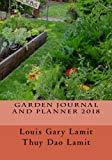 Garden Journal and Planner 2018