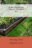Garden Journal and Planner Handbook 2018