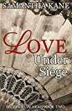Love Under Siege (Brothers in Arms) (Volume 2)