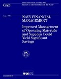 AIMD-96-94 Navy Financial Management: Improved Management of Operating Materials and Supplie...