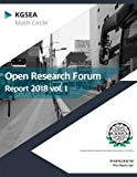 Open Research Forum Report 2018-1: KGSEA Math Circle Annual Report