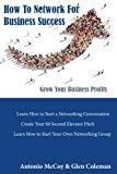 How to Network For Business Success