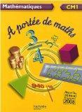 Mathmatiques CM1 A porte de maths (French Edition)