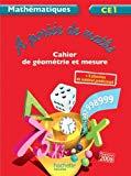 Mathématiques CE1 A portée de maths : Cahier d'exercices